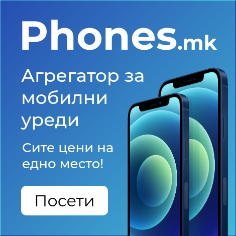 Banner Ad for Phones.mk